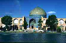 Iran: 'Masjed-é-Sheikh Lotfollah-Moschee' in Isfahan