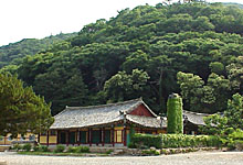 South Korea: Kirimsa (Kirim)-Temple near Gyeongju (Kyongju) in the Southeast
