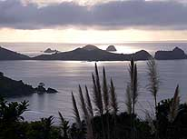 New Zealand: North Island - Cavalli-Islands (25 miles North of Kerikeri)