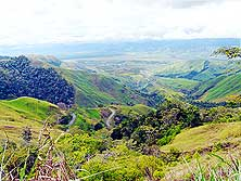 Papua New Guinea: Kassam Pass from Morobe Province to the Eastern Highlands