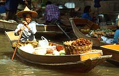 Thailand: 'Floating Market' in Damnoen North of Samut Songkhram