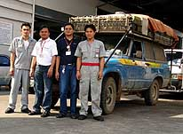 Toyota Mechaniker in Nakhon Ratchasima