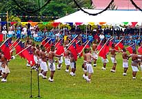Apia/Samoa: 
